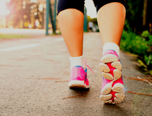 Walking For Improved Fitness Health and Longevity